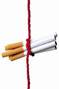 Электронные сигареты снижают вредные поступления в организм