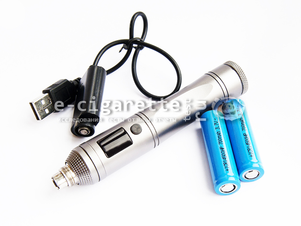 Состав комплекта мода электронной сигареты Vapeonly Vpower 14500