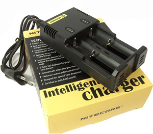 Зарядное устройство Nitecore Intellicharger - i2 V2