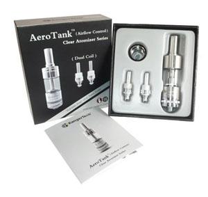 Клиромайзер Kanger AeroTank Airflow - обзор, цена, где купить?