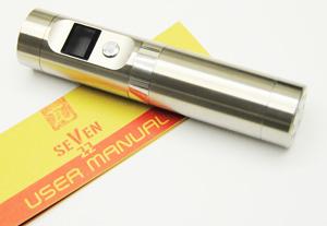 Мод Pioneer Seven 22 Вт с аккумуляторами 26650 - обзор и отзывы тестера