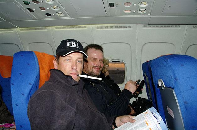 Причина запрета электронных сигарет на борту