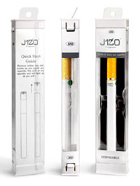 J120 disposable cigarette small