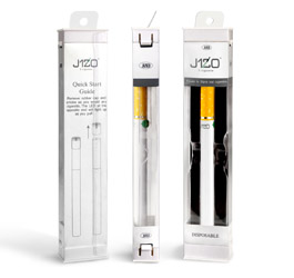 J120 disposable cigarette