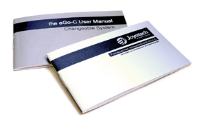 300 ego c poddelka user manual