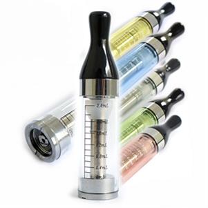 kliromizer ego cc vs t2 cc kanger 5