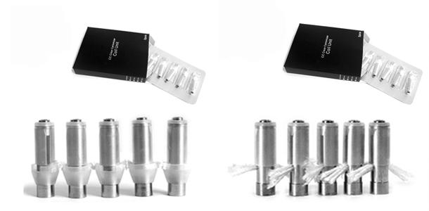 kliromizer ego cc vs t2 cc kanger 6