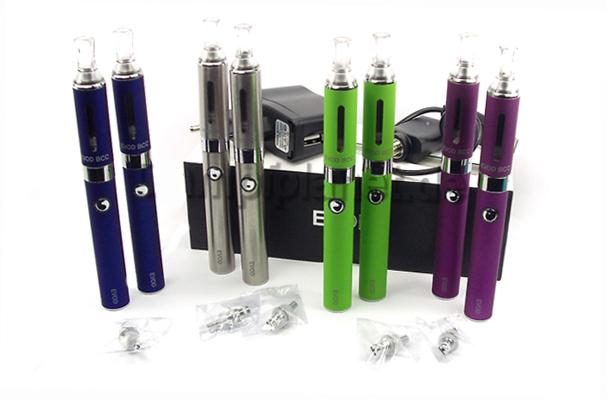 Электронные сигареты Kanger EVOD выпускаются в различных цветовых решениях