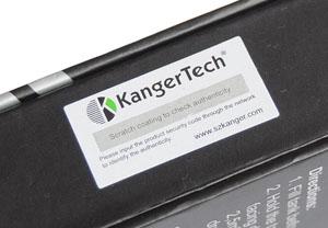Kanger AeroTank Airflow - как отличить подделку от оригинала?