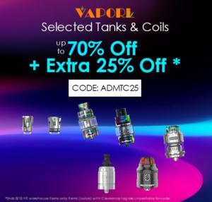 vaporl купон скидка распродажа